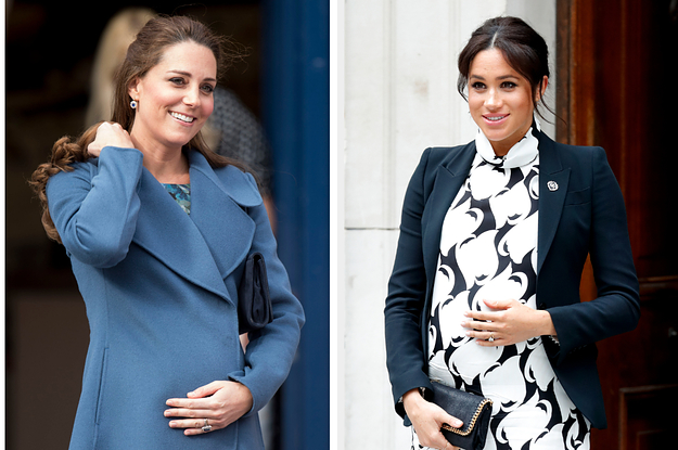 Compare These 20 Headlines To See How Differently Royal Reporters Treated Kate Middleton And Meghan Markle