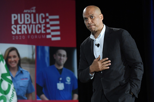 Cory Booker Is Ending A Presidential ...