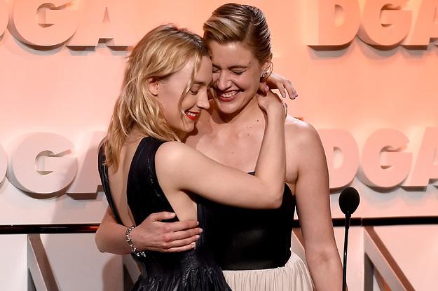 "No Women Were Nominated For ""Best Director"" ..."
