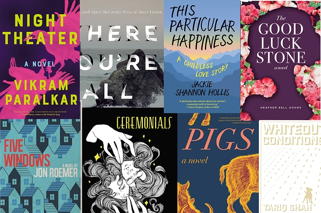 15 Small Press Books To Kick Off Your 2020 Reading Season