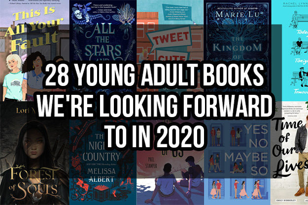 28 Highly Anticipated YA Books That Are Coming Out In 2020