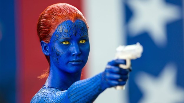Can You Recognize 8/10 Of These Celebrities In Special Effects Makeup And CGI?