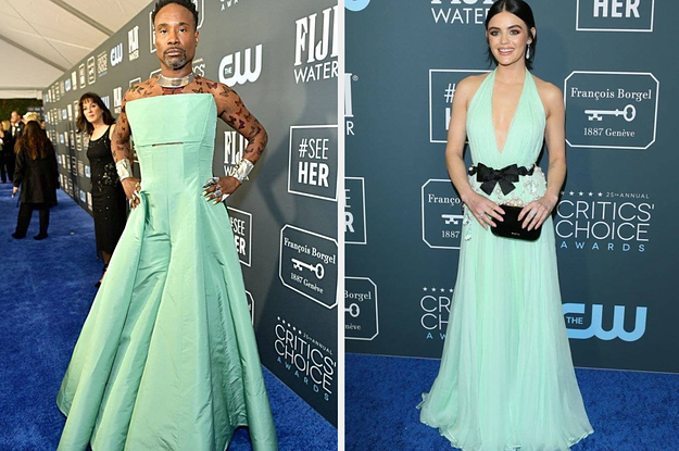 Here's What Everyone Wore To The 2020 Critics' Choice Awards