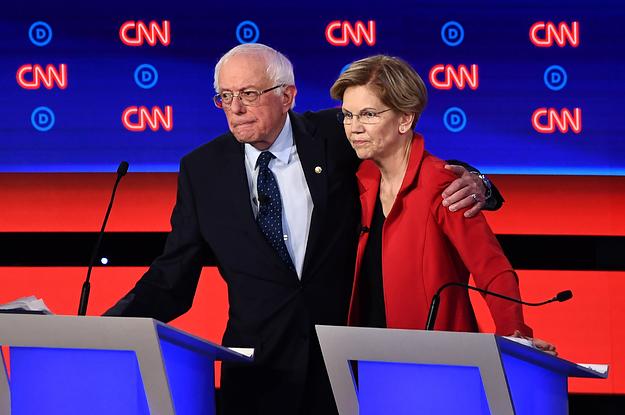 Elizabeth Warren Said Bernie Sanders Told Her ...