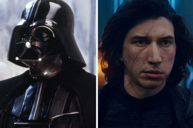 We Know If You're More Like Darth ...
