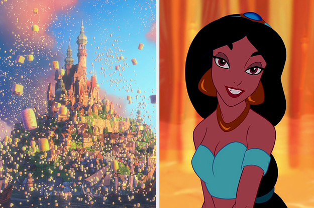Which Disney Kingdom Were You Meant ...