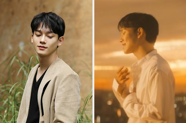 I'm So Darn Happy Reading Fans' Heartwarming Tweets Following EXO's Chen's Marriage Announcement