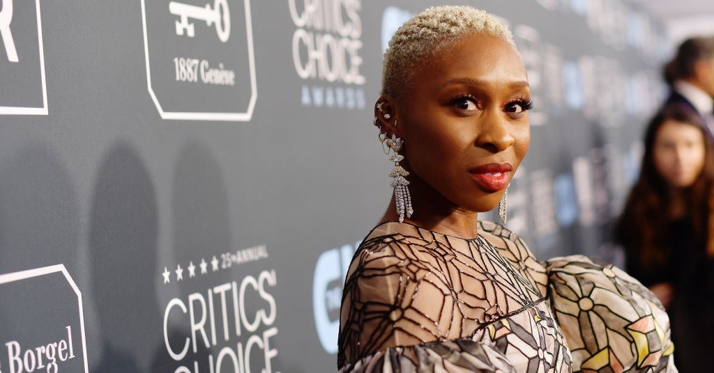 Cynthia Erivo Has Refused To Perform At An Awards Show After All The Nominations Were White Actors
