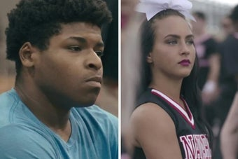 Which Of The Cheerleaders From Netflix's