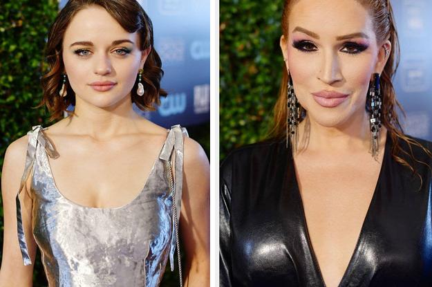 24 Close-Up Makeup Shots From The 2020 Critics Choice ...
