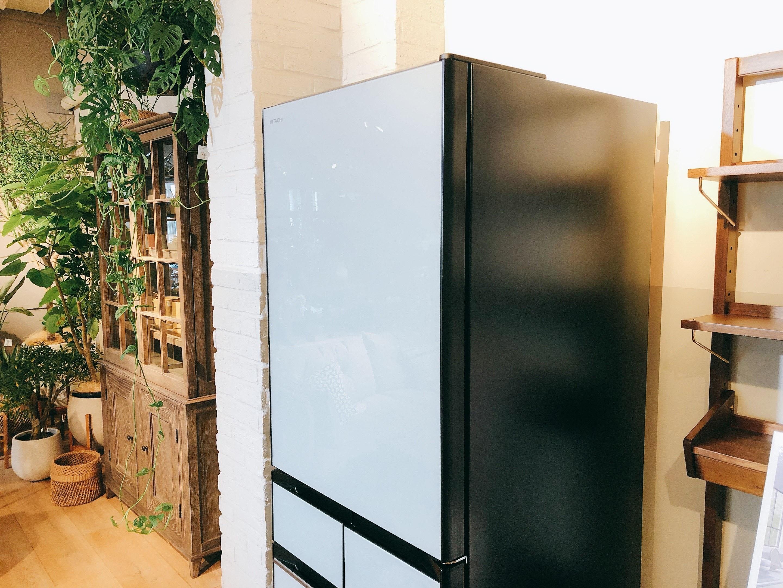 冷蔵庫 アクタス