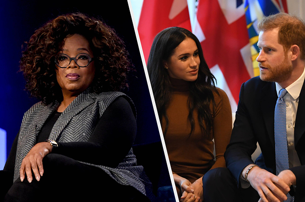 Oprah's Team Denied Reports That She's Planning A