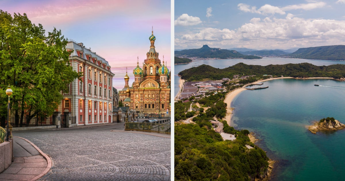 These Are The 10 Best Places To Visit In 2020, According To Us