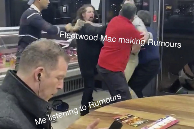15 Viral Tweets About Fleetwood Mac That Are Truly Funny