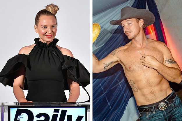 Sia Asked Diplo If He Wanted ...