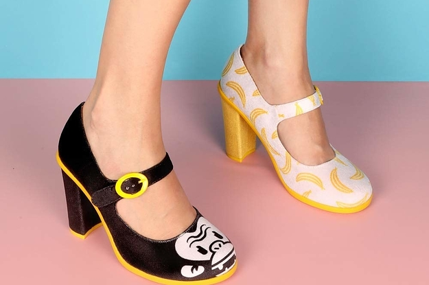 25 Adorable Pairs Of Shoes Sure To Give You Happy Feet