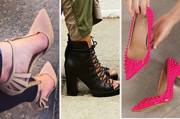 """37 Heels That May Make You Think """"I Need These"""""""