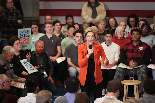 Elizabeth Warren Said She Would Start Cancelling ...