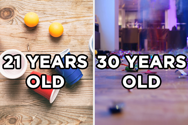 We Know How Old You Are Based ...