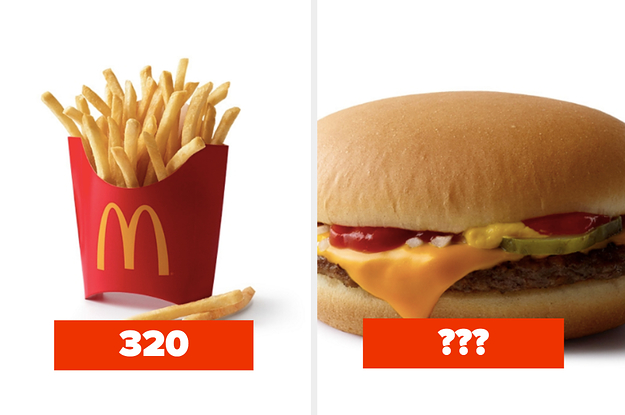 Which McDonald's Item Has The Most ...