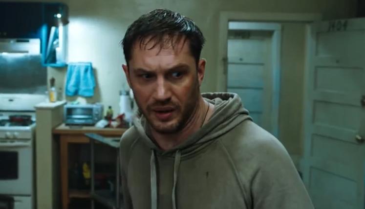 """Tom Hardy in """"Venom"""""""