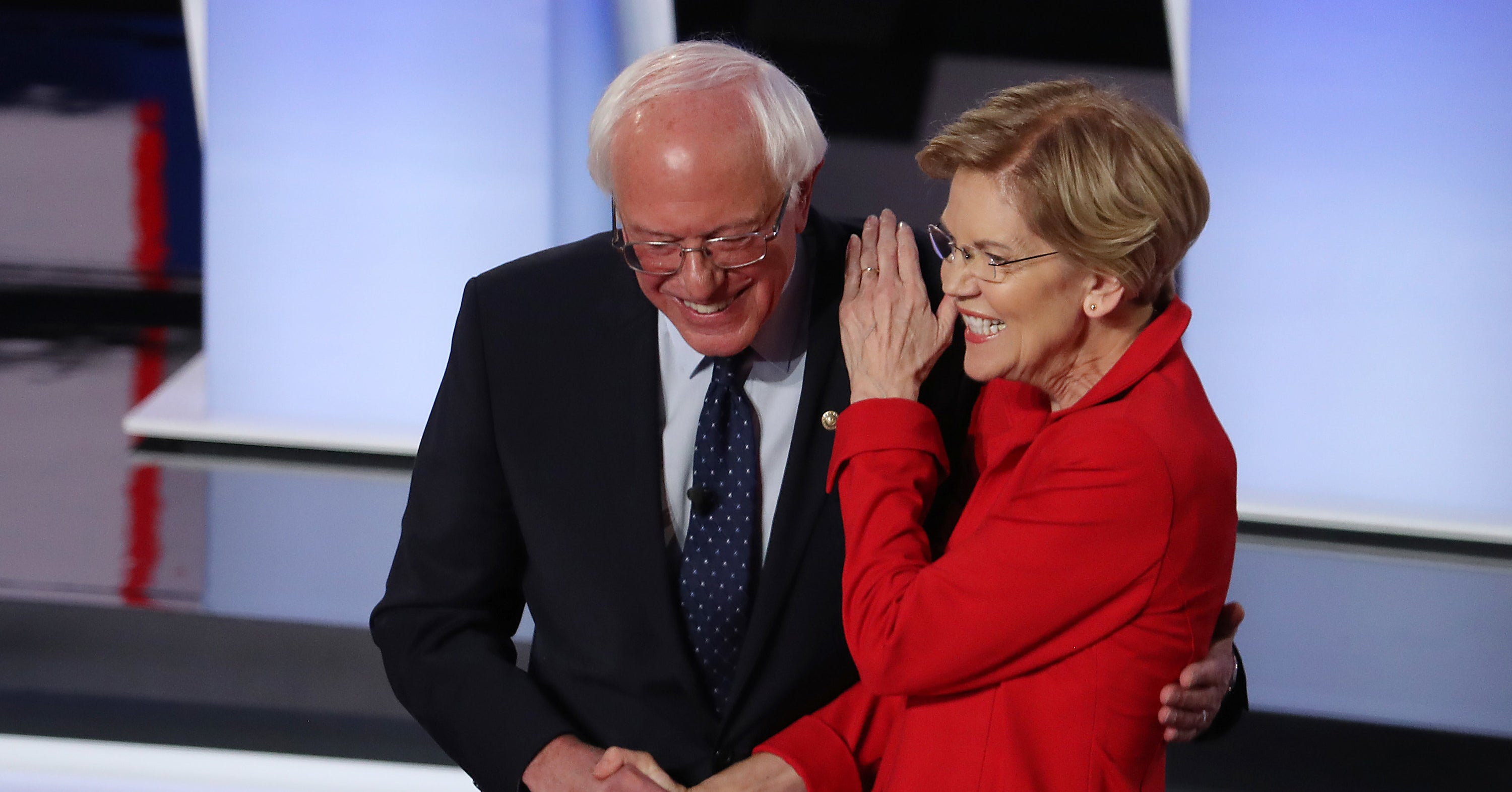 Elizabeth Warren's Campaign Is Telling Key Supporters To De-Escalate From The Fight With Bernie Sanders