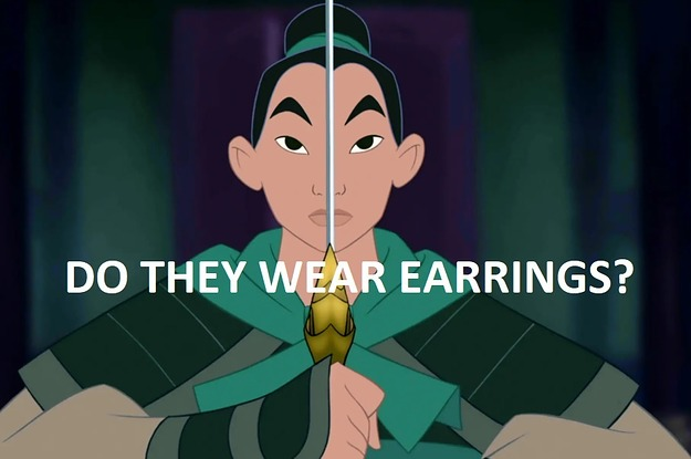 Do You Know If These Disney ...