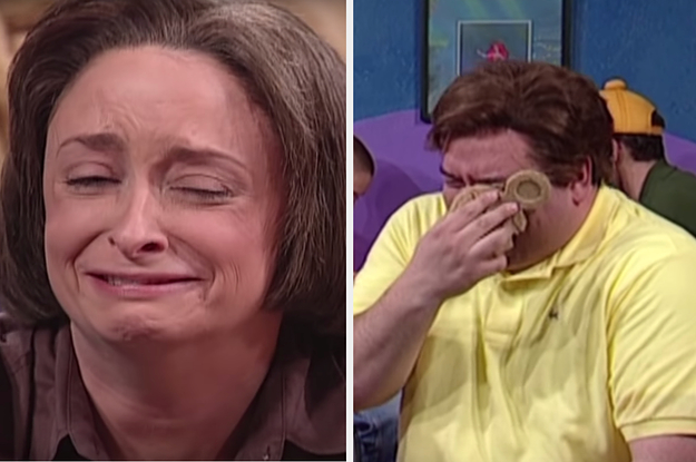 "21 Times Things Went Hilariously Wrong On ""Saturday Night Live"""
