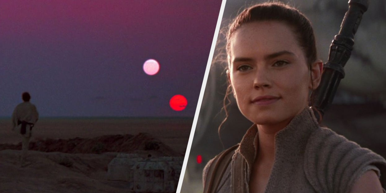"""This Travel Quiz Will Reveal Which """"Star Wars"""" Planet You'll Live On"""