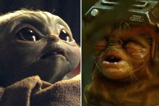 Are You More Baby Yoda Or ...