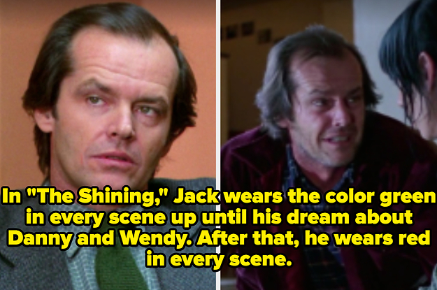 What's The Wildest Little Detail You've Ever Seen In A Horror Movie?