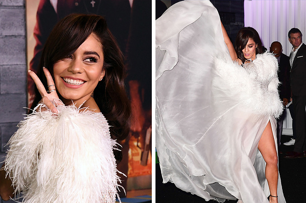 Vanessa Hudgens Had The Time Of ...