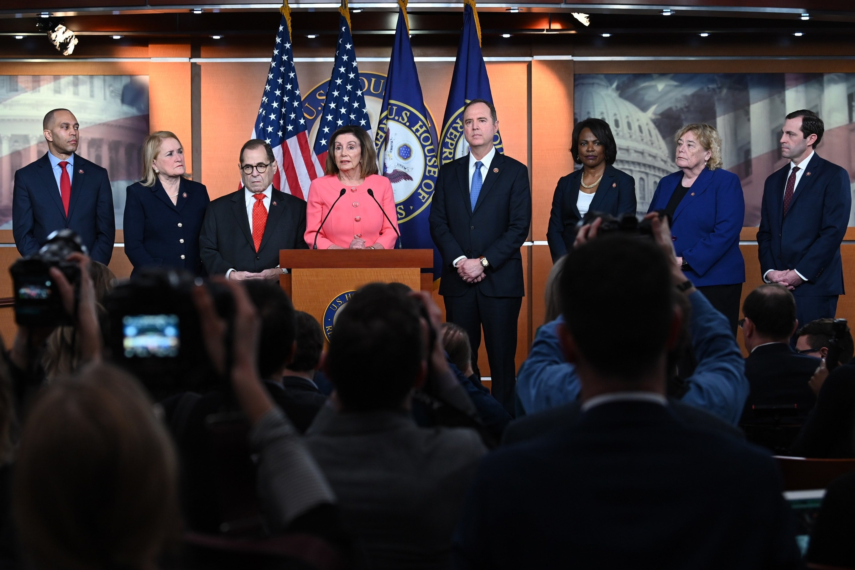 These Seven Democrats Will Make The ...