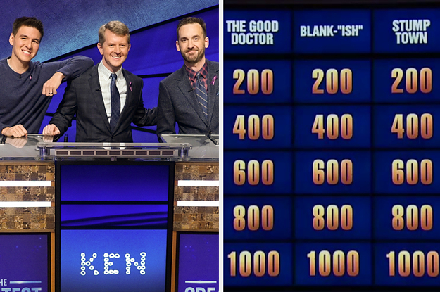 """These Are The 7 """"Jeopardy"""" Questions That Stumped """"The Greatest Of All Time"""" Champions"""