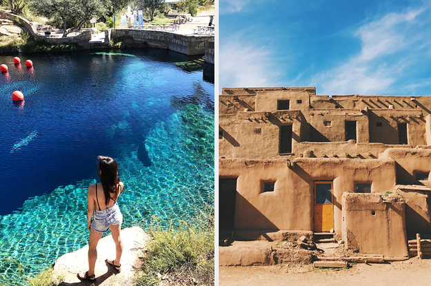 19 Fun AF Things To Do On A New Mexico Road Trip
