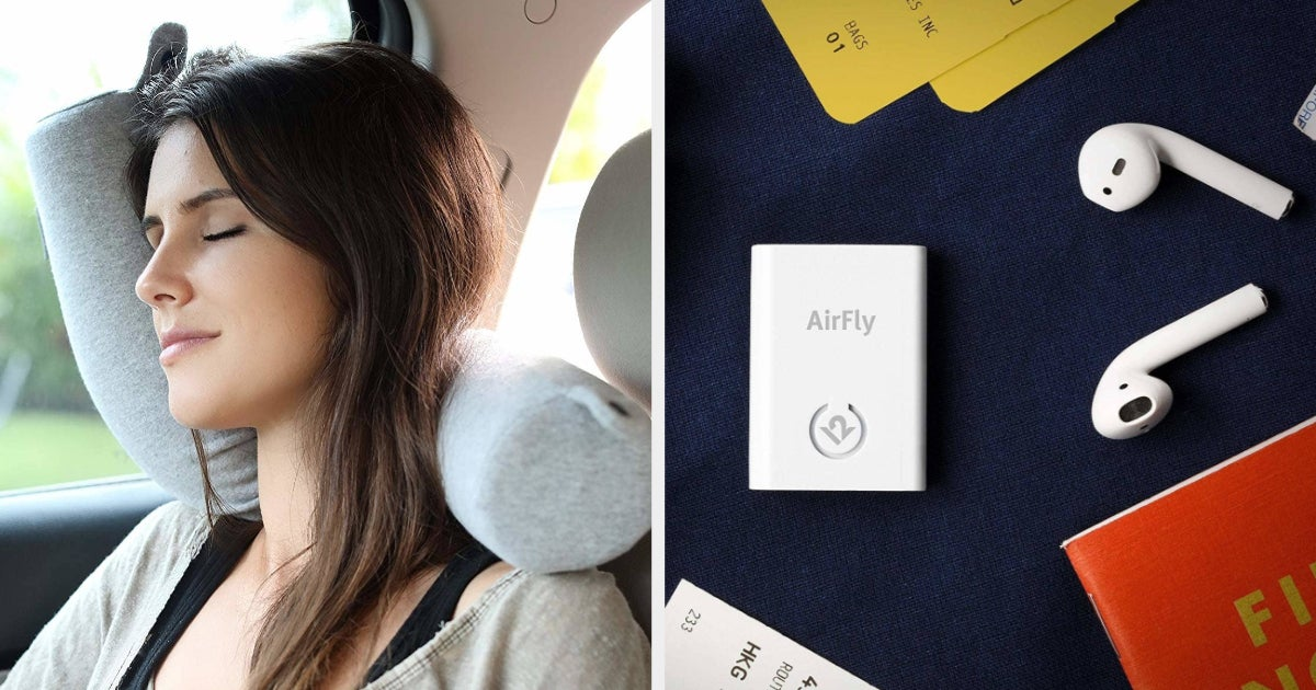 41 Ways To Make Traveling So Much Less Stressful