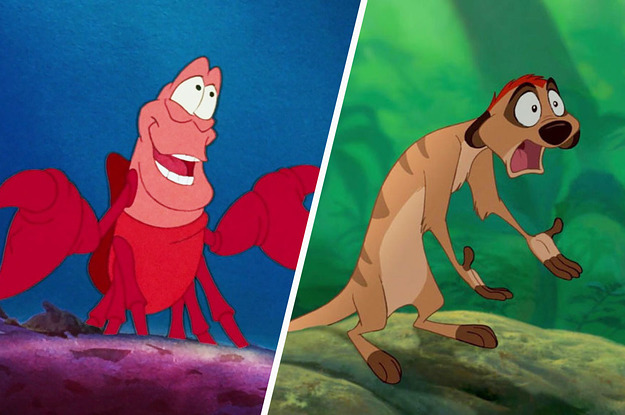 There Are So Many Disney Animal Sidekicks, ...