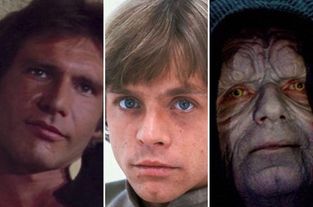 This Quiz Will Determine, Definitively, If You Are A Solo, Skywalker, Or Palpatine