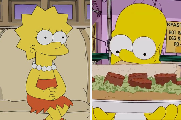 Eat Like Homer And We'll Determine Which ...