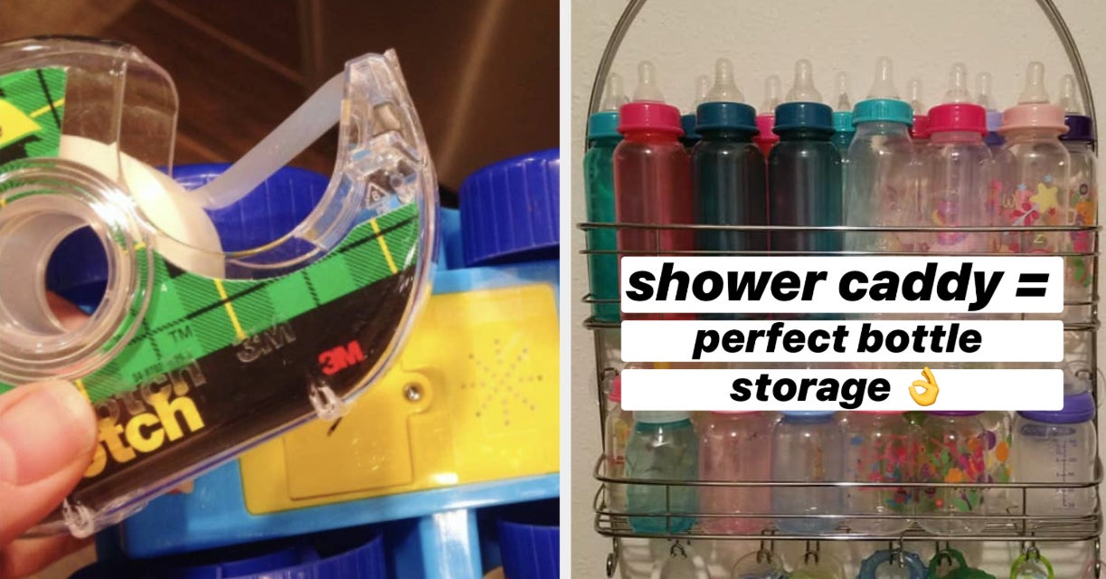 21 Little Parenting Hacks That'll Make Everything Easier