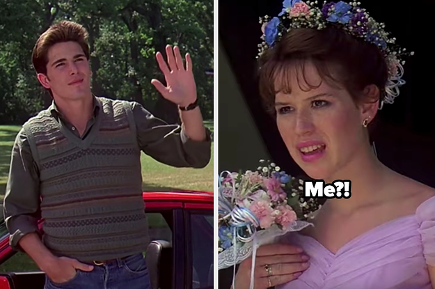 19 Things Women Do In Teen Movies ...
