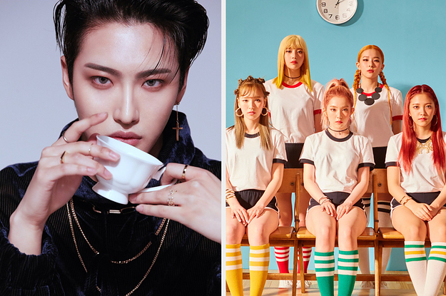 Your Favorite K-Pop Groups Will Reveal Which ...
