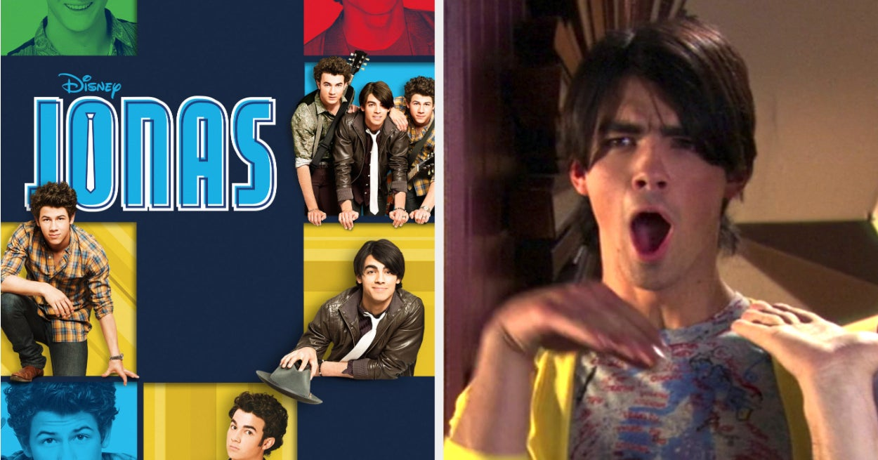Remember The Jonas Brothers Disney Sitcom? I Rewatched The Pilot And I Have Some Thoughts