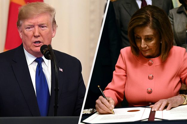 Trump's Senate Impeachment Trial Can ...