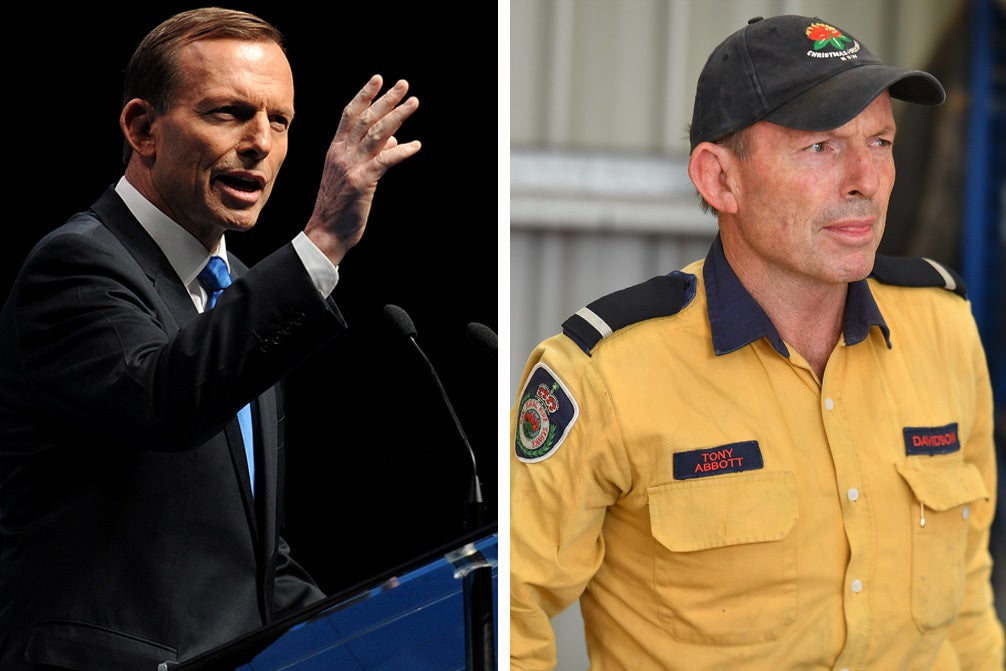A Firefighting Ex-Australian Prime Minister Is ...