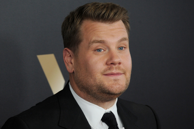 James Corden Really, Really Wants To ...
