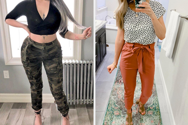 17 Pairs Of Pants So Comfy You Might Give Your Leggings A Break