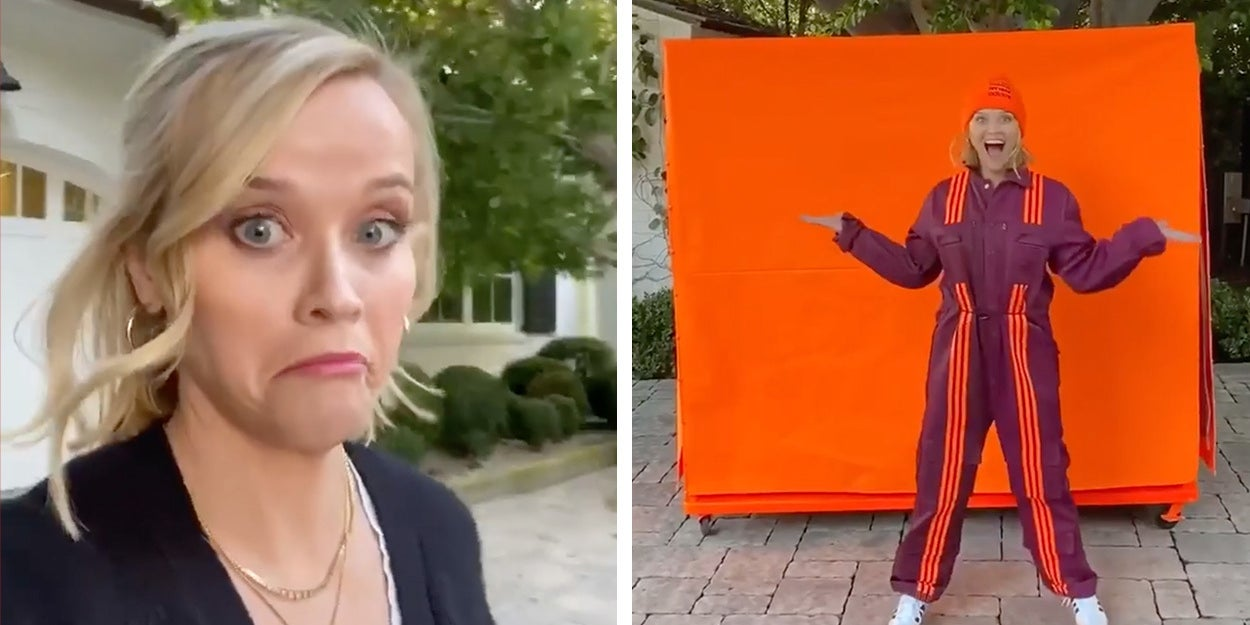 Beyoncé Sent Reese Witherspoon A Huge Orange Box Filled With Clothes After They Made Friends At The Golden Globes