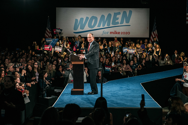 Mike Bloomberg's Campaign Doesn't ...