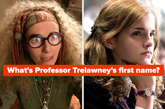 "Sorry, Only ""Harry Potter"" Superfans Are Allowed To Take These 25 Difficult Quizzes"